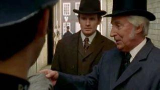 Murder Rooms: The Dark Beginnings of Sherlock Holmes - The White Knight Strategem