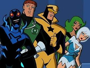 Batman: The Brave and the Bold: The Knights of Tomorrow!