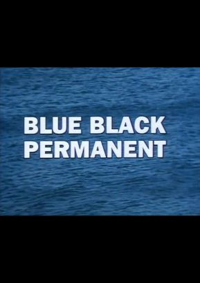 Blue Black Permanent