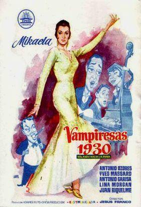 Vampiresas 1930