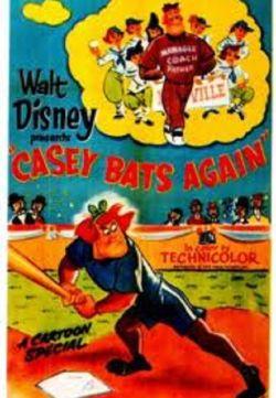 Casey Bats Again