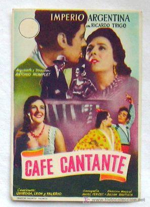 Cafe Cantante