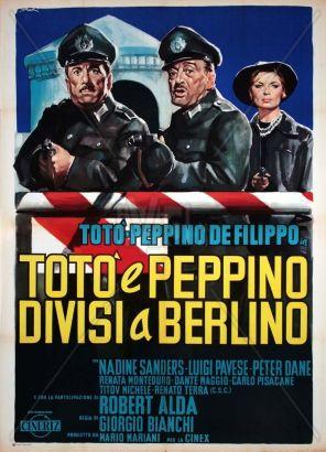 Totò e Peppino divisi a Berlino