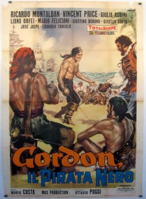 Gordon Il Pihata Nero
