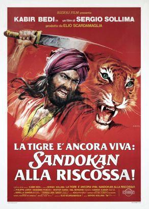 La Tigre E' Ancora Viva: Sandokan Alla Riscossa!