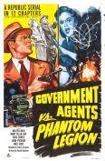 Government Agents vs. Phantom Legion [Serial]