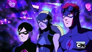 Young Justice: Bereft