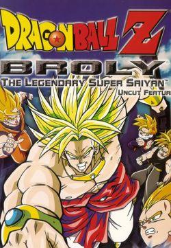 DragonBall Z: Broly: The Legendary Super Saiyan