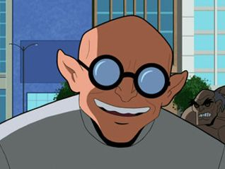 Batman: The Brave and the Bold: The Malicious Mr. Mind!