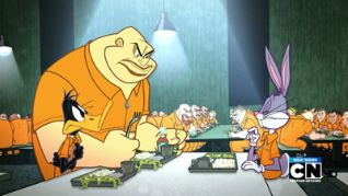 The Looney Tunes Show: Jailbird... and Jailbunny
