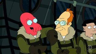 Futurama: The Tip of the Zoidberg