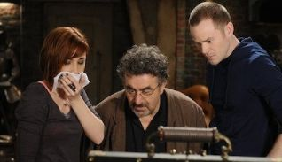 Warehouse 13: Past Imperfect