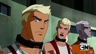 Young Justice: Terrors