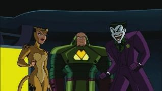 Batman: The Brave and the Bold: Triumvirate of Terror!