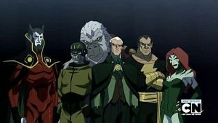 Young Justice: Revelation