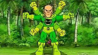The Super Hero Squad Show: Revenge of the Baby Sat!