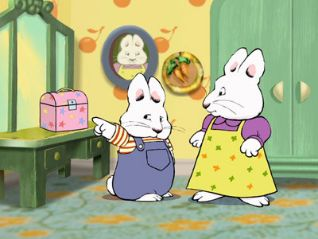Max & Ruby: Ruby's Jewelry Box