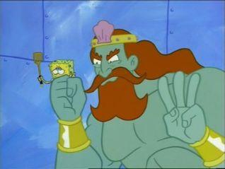 SpongeBob SquarePants: Neptune's Spatula