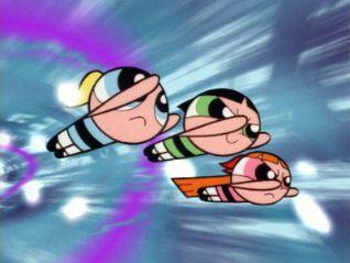 The Powerpuff Girls: Speed Demon