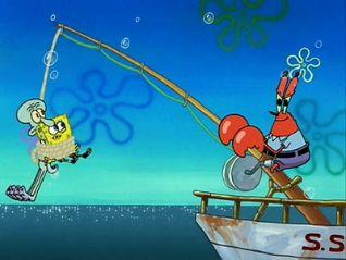 SpongeBob SquarePants: Clams