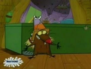 The Angry Beavers: Mistaken Identity