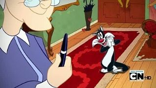 The Looney Tunes Show: Point, Laser Point