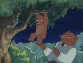 Little Bear: Night of the Full Moon