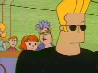 Johnny Bravo: A Wolf in Chick's Clothing