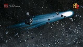 The Universe: Ride the Comet