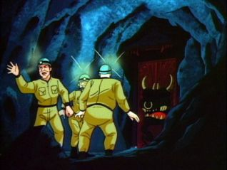 The Real Ghostbusters: Knock Knock