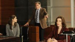 The Good Wife: Here Comes the Judge