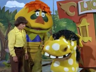H.R. Pufnstuf: Horse With the Golden Throat