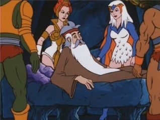 He-Man and the Masters of the Universe: The Cosmic Comet
