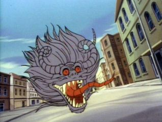 The Real Ghostbusters: Drool, The Dog-Faced Goblin