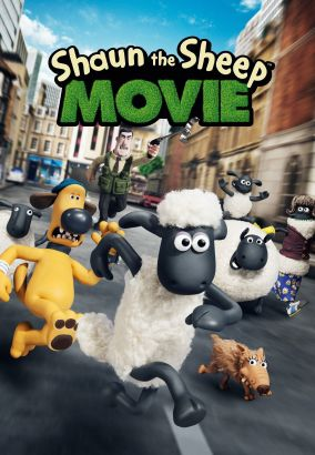 Shaun the Sheep movie / Lionsgate, Studiocanal and Aardman Animations present in association with Anton Capital Entertainment &#59; an Aardman product