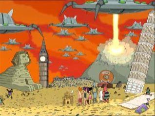 Futurama: When Aliens Attack