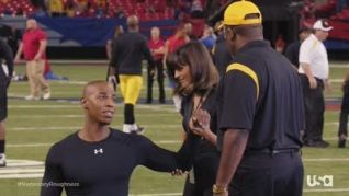 Necessary Roughness: Sympathy for the Devil