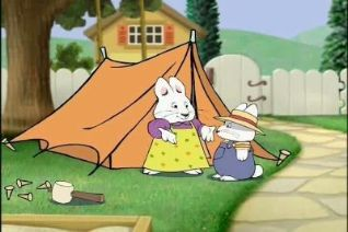 Max & Ruby: Camp Out