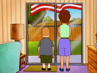 King of the Hill: Old Glory