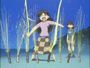 Azumanga Daioh: 5: Summer Break