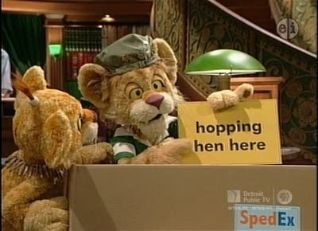 Between the Lions: The Hopping Hen