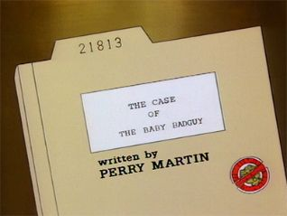 C.O.P.S.: The Case of the Baby Badguy