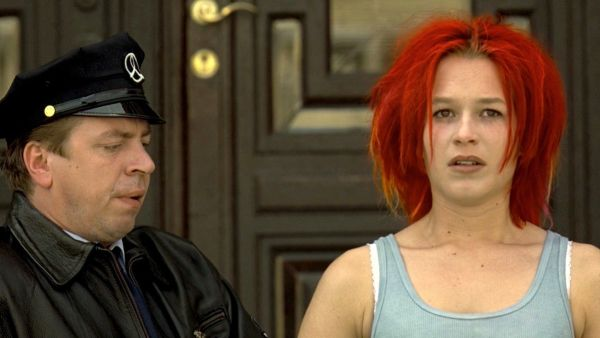 movie review run lola run Depending on your perspective, run lola run can be seen as being either a cinematic adrenaline rush or the celluloid equivalent of a migraine headache.