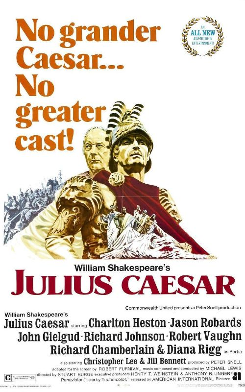 themes in julius caesar Common themes in macbeth, julius caesar, and hamlet shakespeare utilizes the supernatural and fate to pave the destiny of some of his characters in his tragedies.