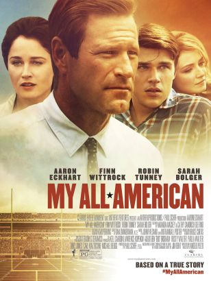 My all American / Aviron Pictures and Anthem Ventures present an Anthem Productions/Paul Schiff production &#59; produced by Paul Schiff &#59; written