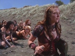 Xena: Warrior Princess: To Helicon and Back