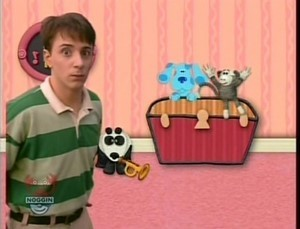 Blue's Clues: Blue Wants to Play a Song Game!