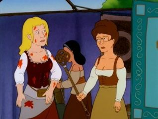 King of the Hill: Joust like a Woman