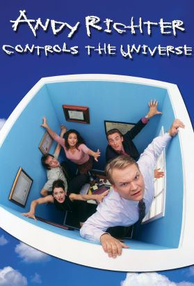 Andy Richter Controls the Universe [TV Series]