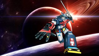 Voltron: Defender of the Universe [Anime Series]